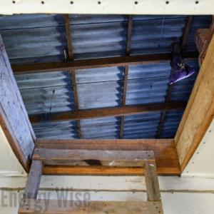 attic door cover