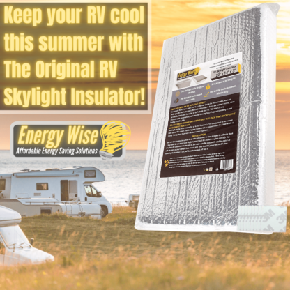 rv skylight insulator